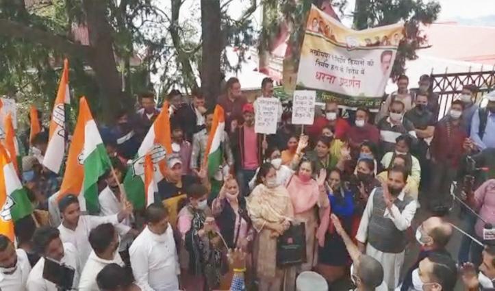 हिमाचल पहुंची लखीमपुर में मचे घमासान की चिंगारी, राठौर बोले-तानाशाही पर उतरी मोदी सरकार