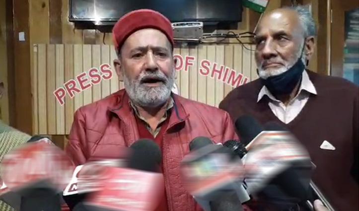 हिमाचल: HRTC पेंशनरों की दो टूक, पहले पूरी करो मांग-फिर मिलेगा वोट, 22 को हुंकार रैली
