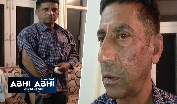 फतेहपुर उपचुनावः मंत्री बिक्रम के पीएसओ पर एसडीओ शाहनहर से मारपीट के आरोप