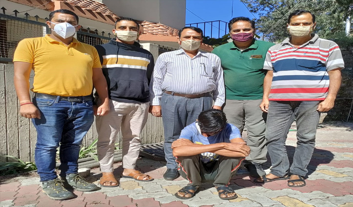 हिमाचल: 9 वर्षों से वांछित चल रहे अपराधी को HP पुलिस ने दिल्ली से दबोचा