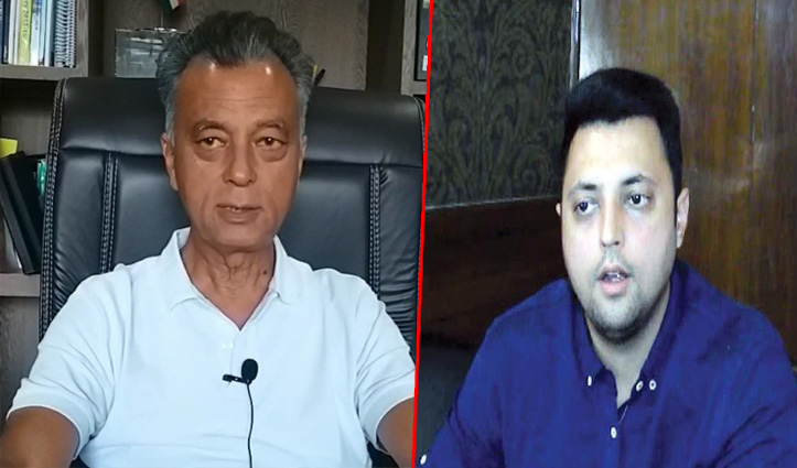सुनो क्या बोले अनिल शर्मा- अब एक ही दल में रहेंगे पिता और पुत्र, जनता करेगी फैसला