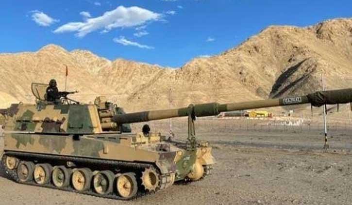 'ड्रैगन' को मिलेगा मुंहतोड़ जवाब, भारत ने लद्दाख में तैनात की k9 वज्र तोपें