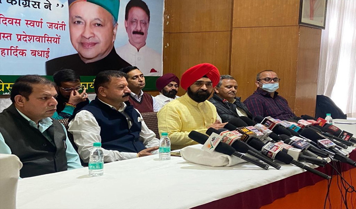 लखीमपुर खीरी कांड पर बोले कांग्रेस नेता- 'धृतराष्ट्र की भूमिका में हैं पीएम मोदी, बाप-बेटे को बचाने में लगी है पूरी सरकार'