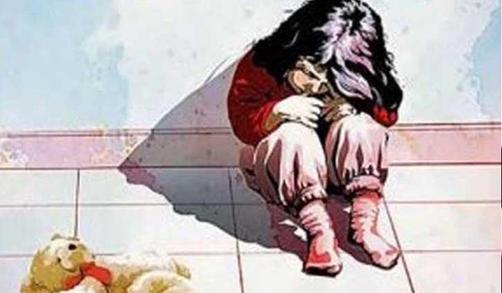 हिमाचल: शराबी पिता की मार के डर से बाजार पहुंच गई नन्ही बच्ची, पहले ही छोड़ चुकी है मां