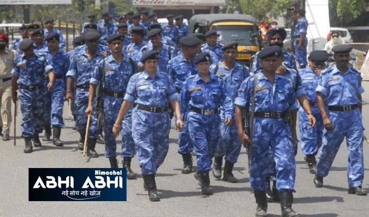 हिमाचल उपचुनाव: अर्धसैनिक बलों की 6 टुकड़ियां पहुंची, 40 मतदान केंद्र संचालित करेंगी महिलाएं
