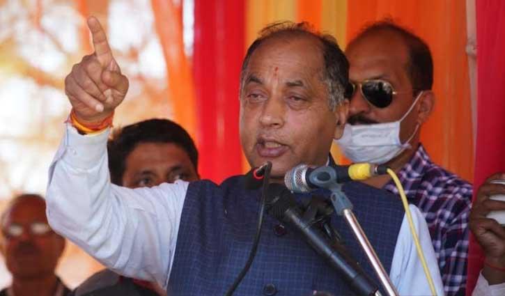 हिमाचल उपचुनाव: CM जयराम ने झोंकी अपनी पूरी ताकत, मुकेश के तंज पर बोले- क्या ये लोग बैलगाड़ी से जाते थे