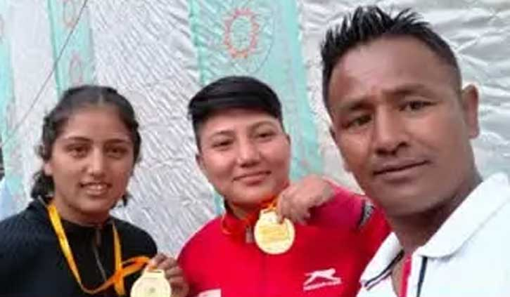 किन्नौर की बेटियों ने किया कमला, राज्य स्तरीय मुक्केबाजी में झटके चार मेडल