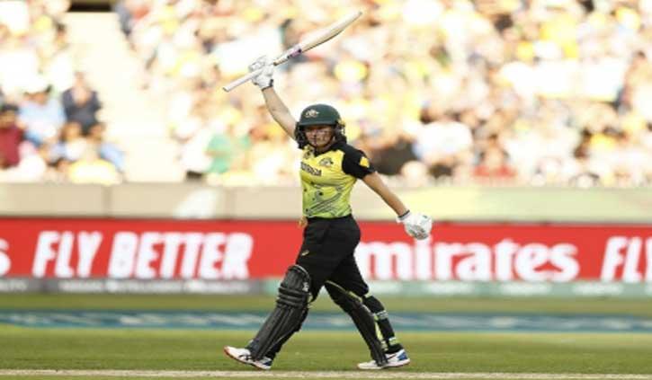 ऑस्ट्रेलियन क्रिकेटर एलिसा हीली ने की महिलाओं के लिए आईपीएल कराने की मांग