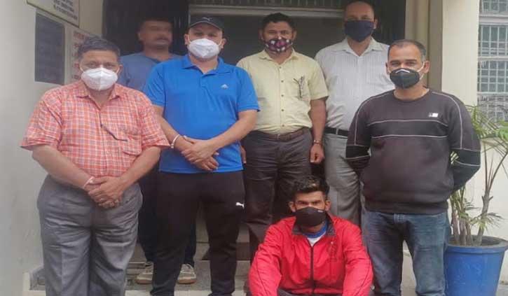 हिमाचल: युवक ने कॉलेज की छात्रा को ब्लैकमेल कर किया दुष्कर्म, पांवटा से धरा आरोपी