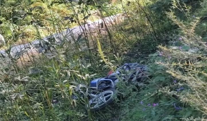 हिमाचल में तीन सड़क हादसेः दो ने गंवाई जान और तीन पहुंचे अस्पताल