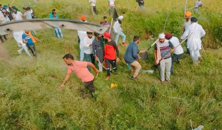 लखीमपुर हिंसाः यूपी सरकार-किसानों के बीच समझौता, मृतक के परिवारों को 45-45 लाख और नौकरी