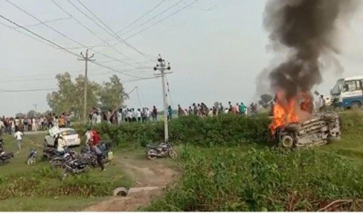 लखीमपुर खीरी हिंसा : पुलिस के समक्ष बयान दर्ज कराने पेश नहीं हुए आशीष मिश्रा