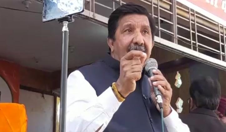 हिमाचल उपचुनाव: फतेहपुर में कांग्रेस का शक्ति प्रदर्शन, नेता प्रतिपक्ष मुकेश बोले - सीएम कर रहे क्षेत्रवाद की राजनीति