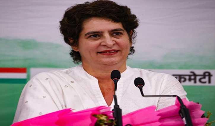 प्रियंका का ऐलानः यूपी में 40 फीसदी टिकट महिलाओं को देगी कांग्रेस