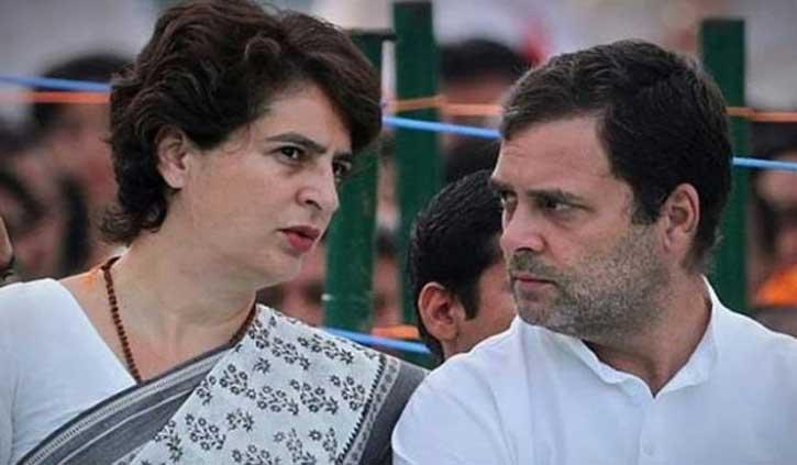 योगी सरकार पड़ी  नरमः प्रियंका गांधी रिहा, राहुल के साथ लखीमपुर जाने की दी इजाजत