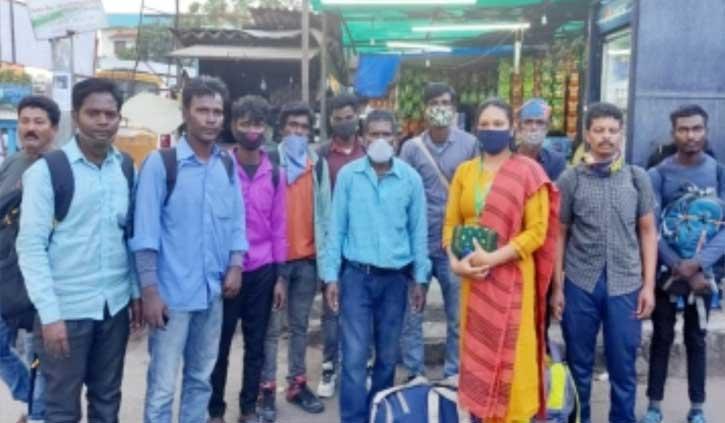 हिमाचल में मारपीट की घटना के बाद झारखंड सरकार ने 61 श्रमिक बुलाए वापस