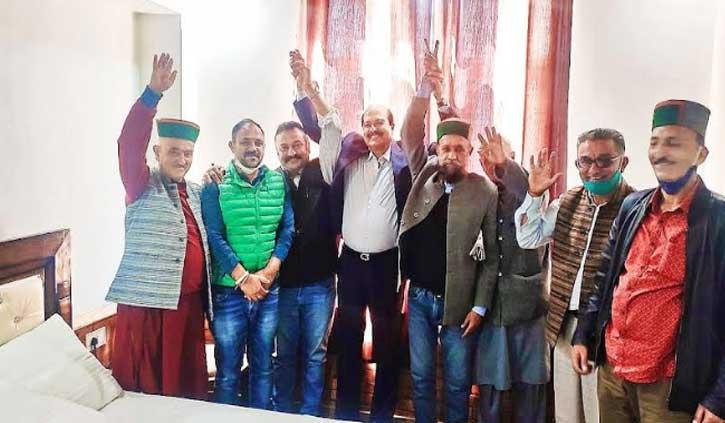 जुब्बल कोटखाई में कांग्रेस एकजुट, उपचुनाव में कार्यकर्ता दिखाएंगे अपना दम